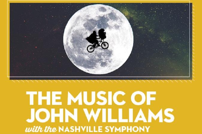 The Music of John Williams with the Nashville Symphony