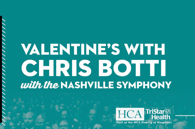 Valentine's with Chris Botti & the Nashville Symphony