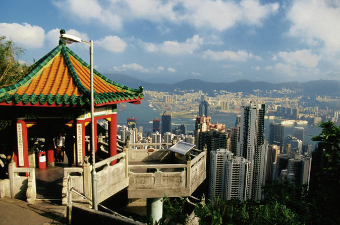 Hong kong shore excursion full day city sightseeing tour in hong kong 130754