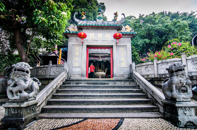 Macau city sightseeing tour in macau 146780