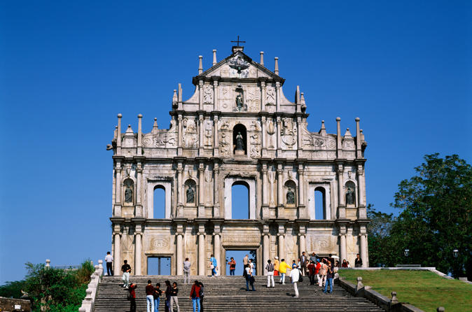 Macau Day Trip from Hong Kong""