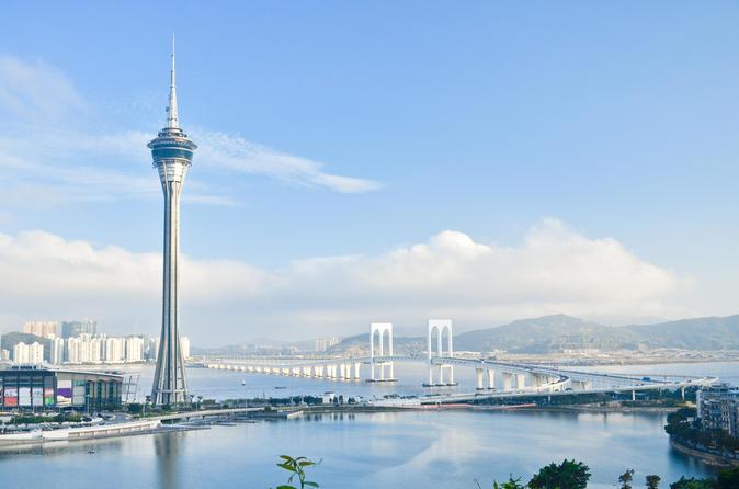 Private Macau Transfer: Hotel to Port