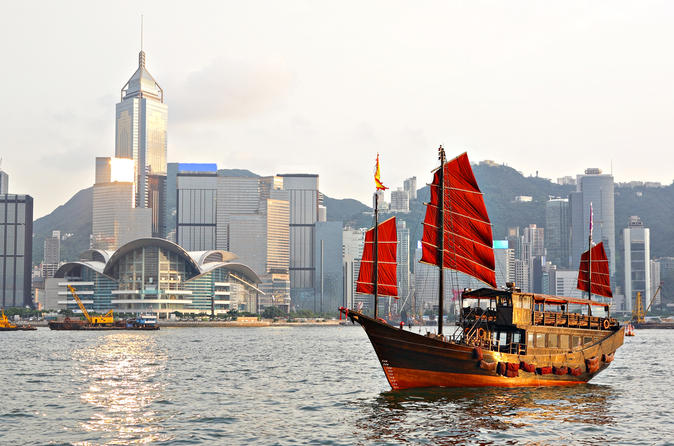 Private Tour: Hong Kong Island""