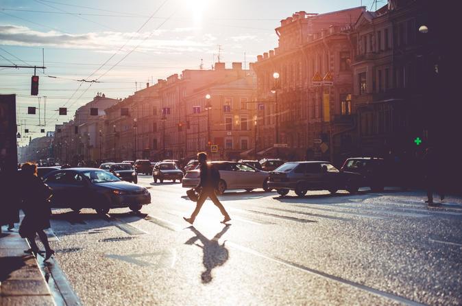 Private Spirit of St Petersburg tour