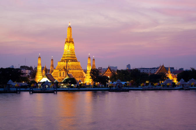 Bangkok Dinner Cruise on the Chao Phraya River