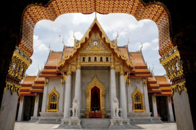 Bangkok temples tour including reclining buddha at wat pho in bangkok 40570
