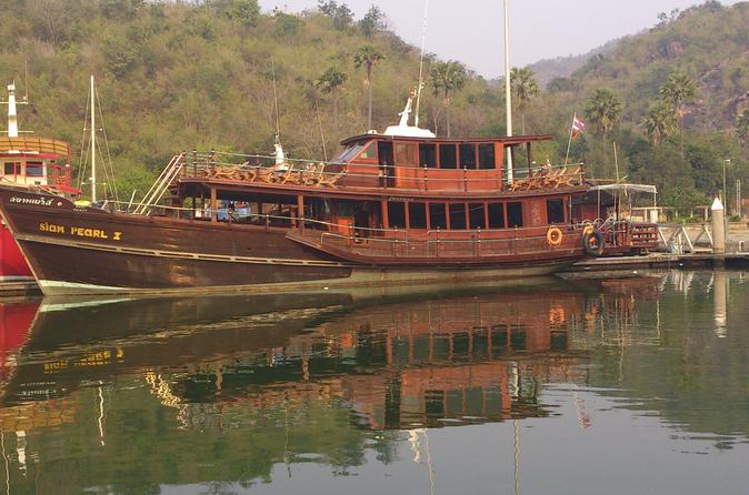 Day cruise to monkey island in sam roi yod national park from hua hin in hua hin 206193