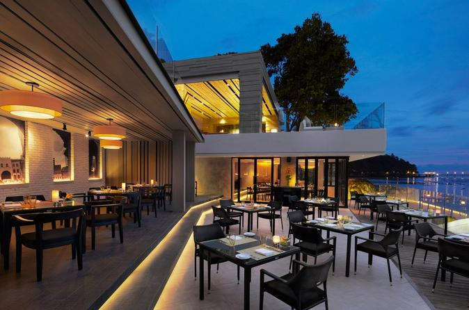 Experience Fine Dining with La Gritta Italian Restaurant at Amari Phuket