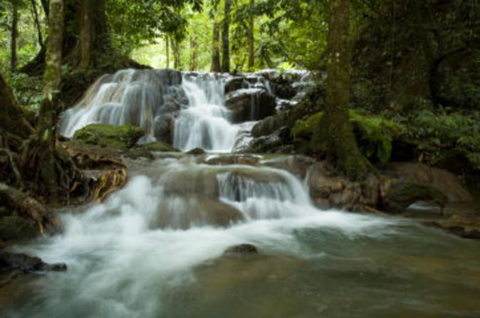 Tour zu den heißen Quellen von Krabi