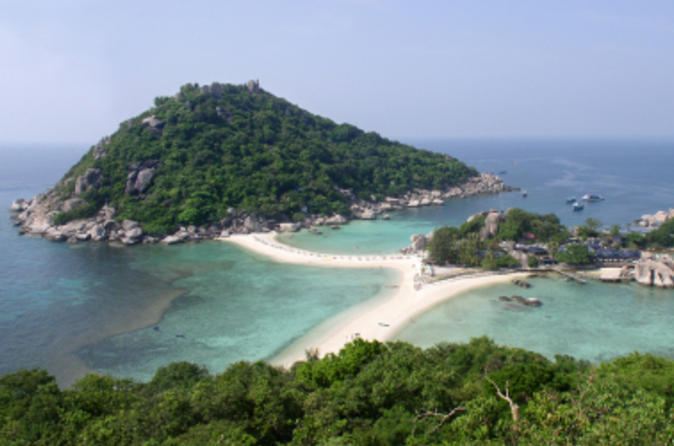 Koh Nang Yuan and Koh Tao Snorkeling Tour from Koh Samui