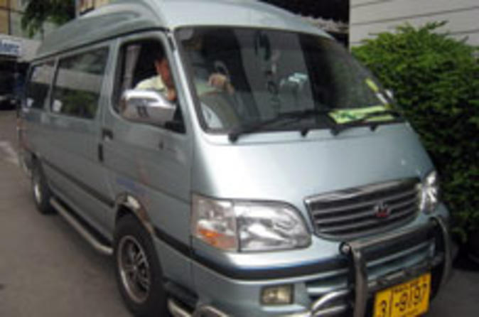 Koh Samui Airport Shared Arrival Transfer