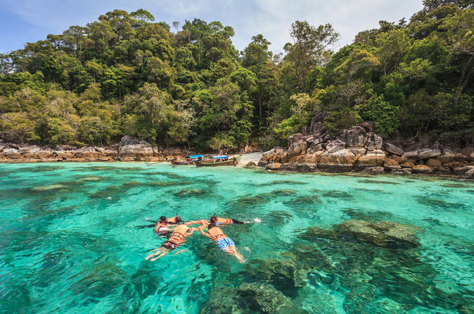Koh Samui Island Cruise and Snorkel Full-Day Tour