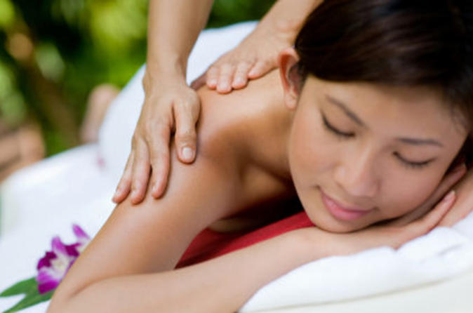 Koh samui island tour including lunch and thai massage in koh samui 40742