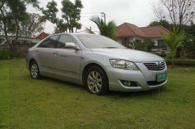 Krabi Airport Private Arrival Transfer
