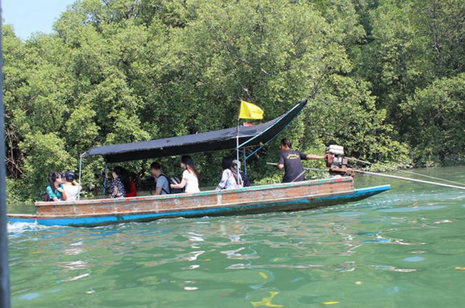 Pranburi mangrove swamp and river cruise in hua hin 225297
