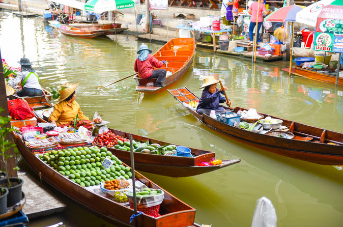 Thailand Tours & Sightseeing