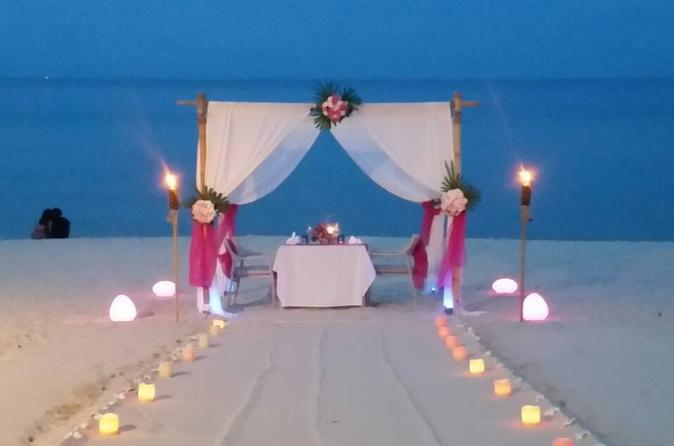 Romantic 3-Course Thai Dinner For 2 On The Beach By The Ozo Chaweng Samui - Ko Samui