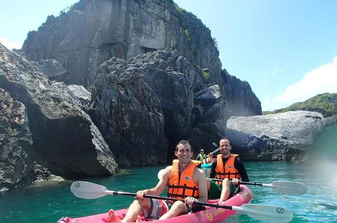Sea kayaking at ang thong national marine park from koh samui in koh samui 154388