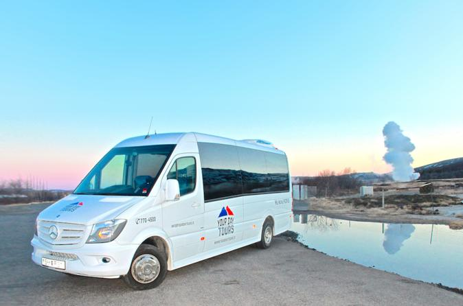 Golden Circle Small-Group Full-Day Tour by Minibus