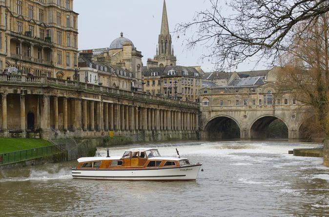 20 minute bath river cruise including pulteney weir in bath 335761