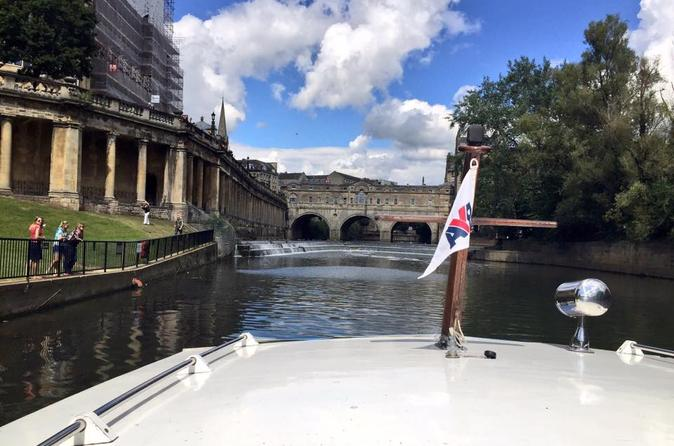Bath Afternoon River Cruise including Pulteney Weir United Kingdom, Europe