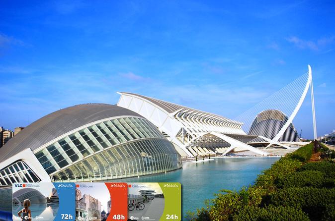 Valencia tourist card in valencia 156052