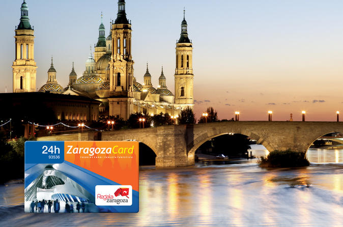 Zaragoza Card and Sightseeing Pass