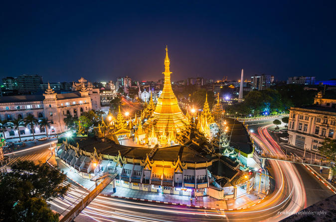 Private Yangon City Tour