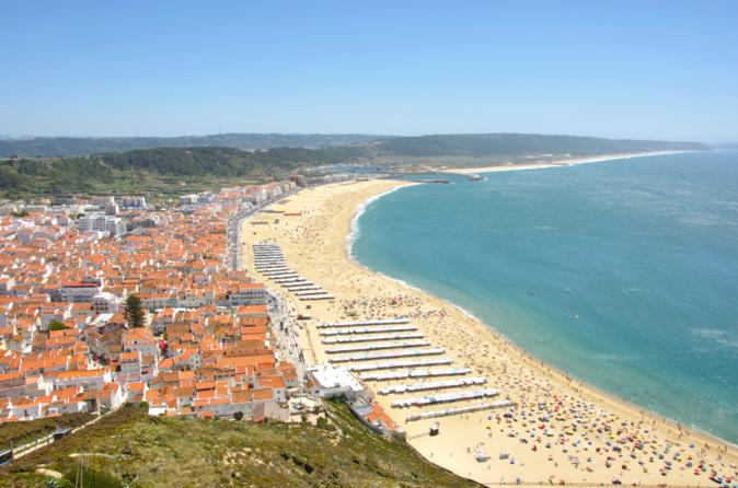 Private Tour to Obidos, Nazare, Alcobaca or Batalha and Fatima