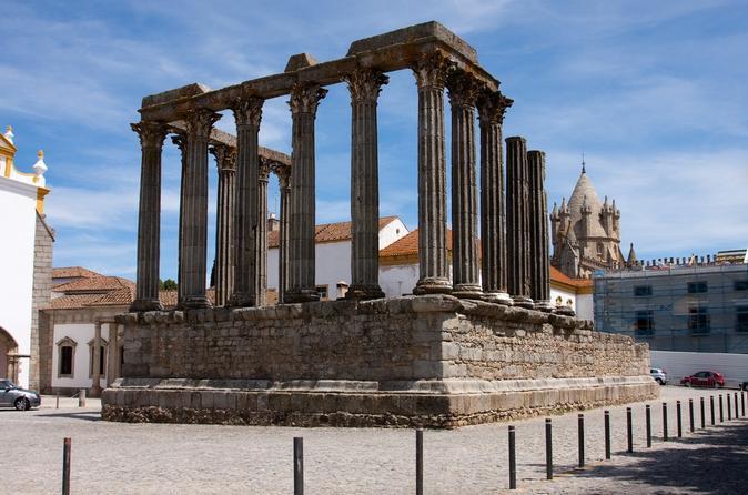 Tour privato di Arraiolos ed Evora, città patrimonio mondiale dell'UNESCO