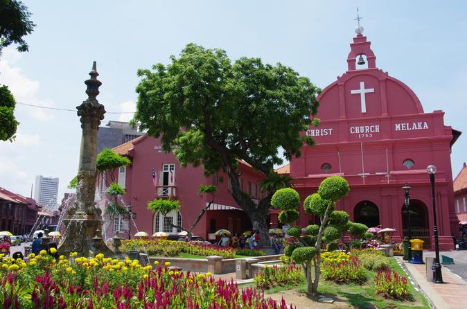 Excursão de dia inteiro para a histórica Malaca incluindo almoço, saindo de Kuala Lumpur