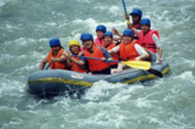 Kiulu River White Water Rafting Tour from Kota Kinabalu including Lunch