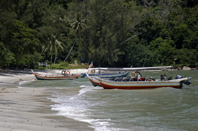 Penang Monkey Beach Excursion including BBQ Lunch from Penang Malaysia, Asia