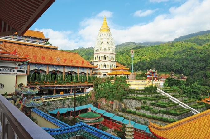 Penang Penang Hill and Kek Lok Si Buddhist Temple Afternoon Tour Malaysia, Asia