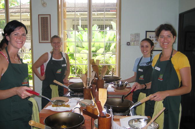 Private Malaysian Cooking Class