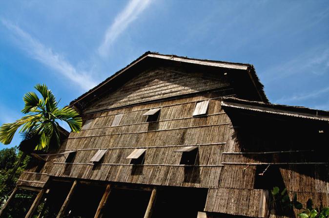 Sarawak cultural village tour from kuching in sarawak 155065