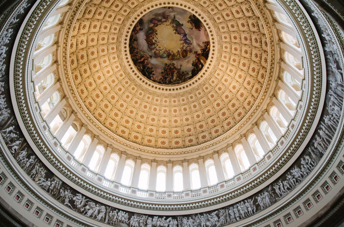 2.5-Hour U.S. Capitol Building and Capitol Hill Walking Tour