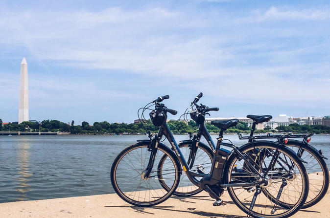 Best of Washington DC E-Bike Tour