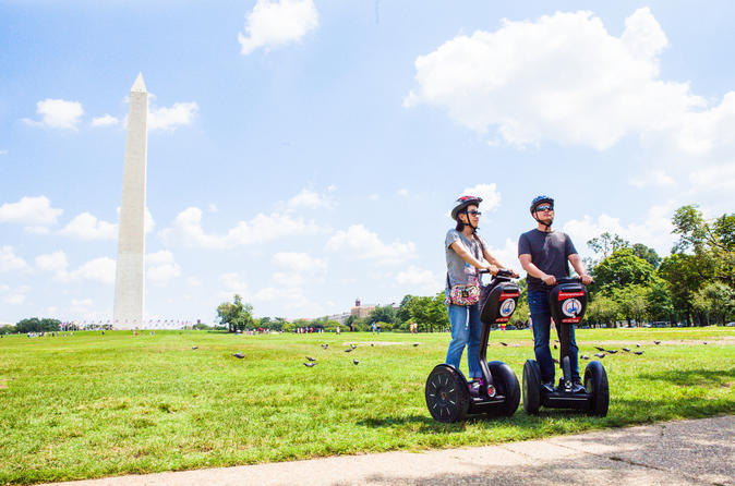 Private Segway Tour of DC