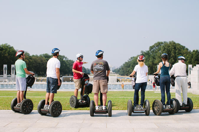 Two Hour Segway DC City Tour