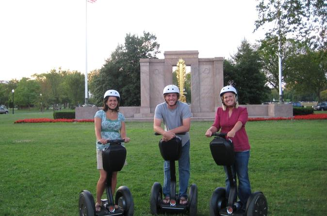 Washington dc segway night tour in washington d c 132092