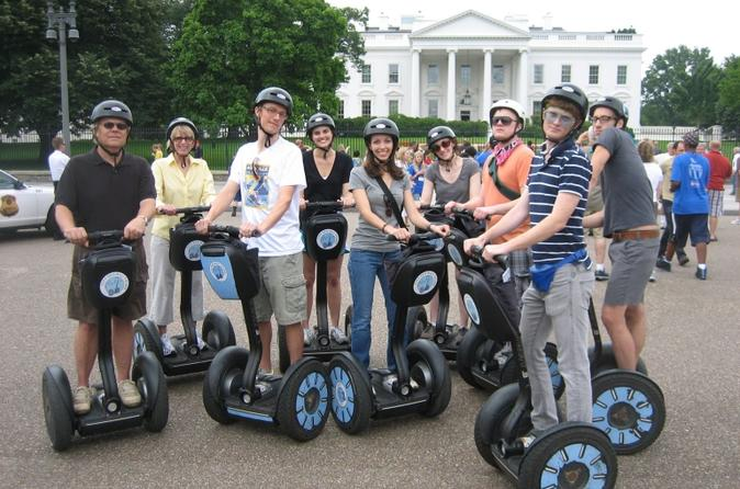 Washington dc segway tour in washington d c 115076