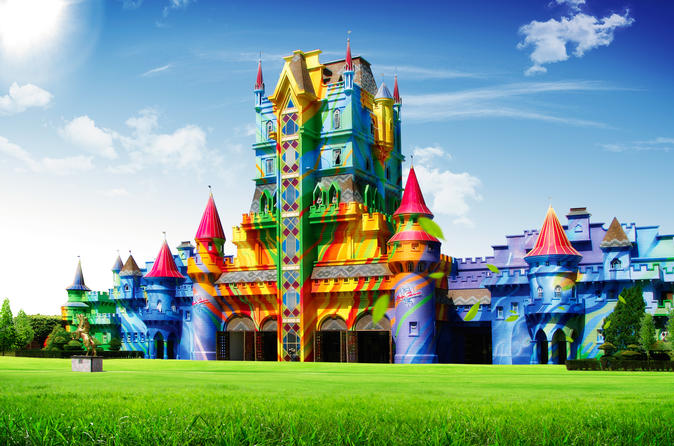 Ingresso de entrada evite as filas para o Beto Carrero World, incluindo as principais atrações e shows ao vivo