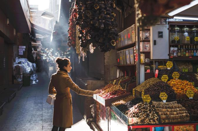 Personal Travel and Vacation Photographer Tour in Istanbul