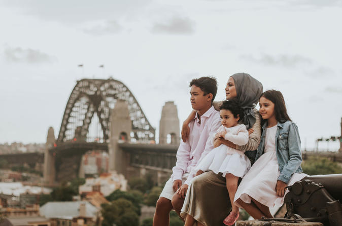 Private Tour: Personal Travel Photographer Tour in Sydney