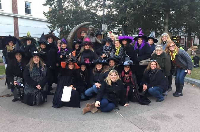 Hauntings and History of Salem Walking Tour