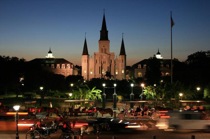New Orleans Cemetery and Supernatural Tour
