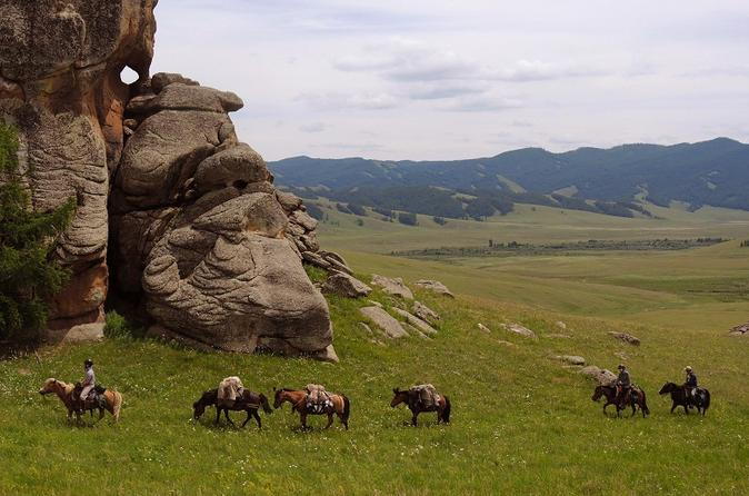 1 day small group horseback riding tour of terelj national park in ulaanbaatar 345269