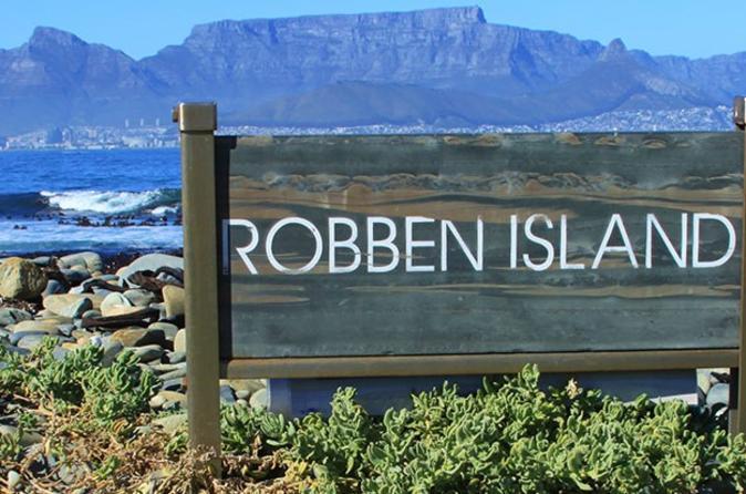 Day Tours To Robben Island