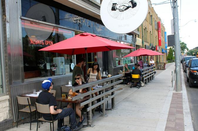 3.5-Hour Ossington Strip Food Tour in Toronto